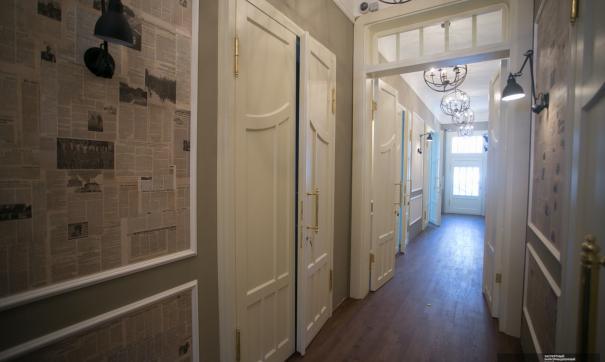 Дом журналистов передан в собственность Свердловской области