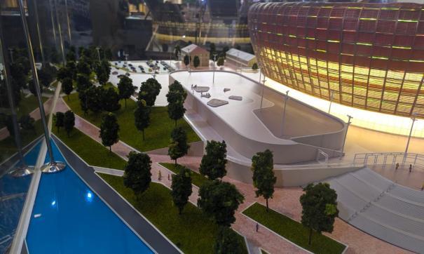 На форуме 100+ показали, какой станет набережная на месте снесенной в Екатеринбурге телебашни