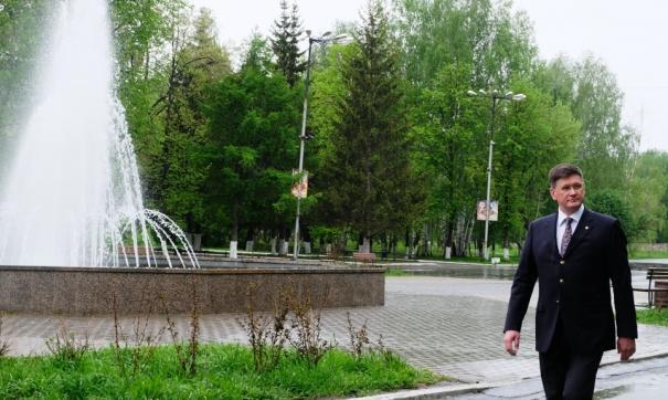 В Березовском прежний глава избран на третий срок