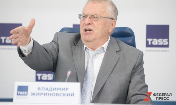 Жириновский выступил за создание недорогого автомобиля
