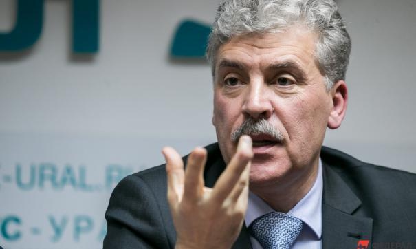 Суд взыскал с Грудинина более миллиарда рублей