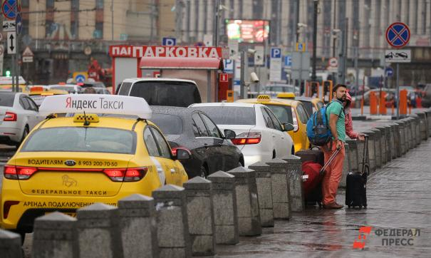ФАС получила новое ходатайство от «Яндекс.Такси»