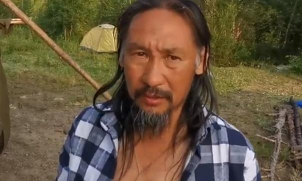 Якутский шаман Габышев становится героем поп-культуры