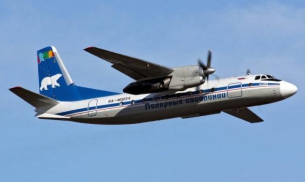В Якутии пассажирский самолет срочно приземлился из-за проблем с двигателем