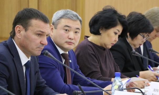В правительство Забайкалья пришел бывший бурятский министр