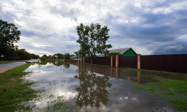 На помощь пострадавшим от наводнения приморцам запланировано потратить до 42 миллионов рублей