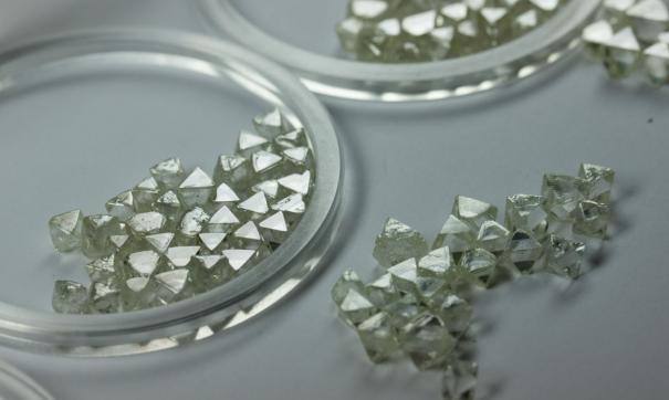 Группа компаний «Алроса» один из крупнейших добытчиков алмазов в мире
