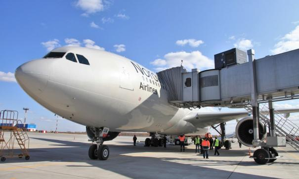 Сегодня терминал обслужил два первых рейса – из Москвы и Улан-Удэ