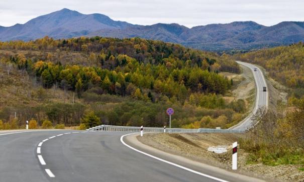 В этом году на Сахалине и Курилах планируют ввести в эксплуатацию 29,6километров новых дорог