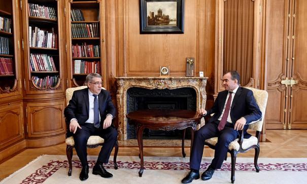 Глава Кубани обсудил расширение сотрудничества с Чехией