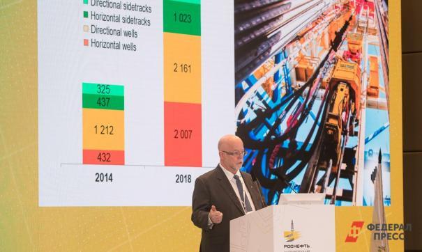 «Роснефть» представляет новейшие инновационные разработки