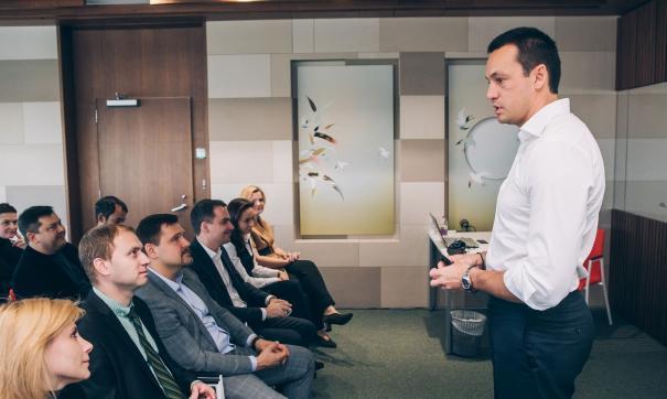 Победители конкурса «Лидеры России» встретились с наставником проекта
