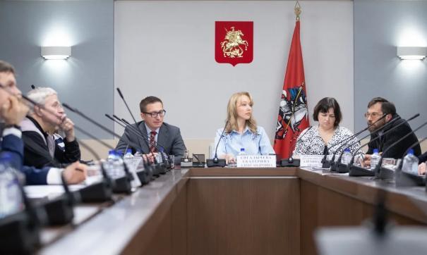 В Мосгордуме обсудили ситуацию вокруг Бадаевского пивзавода