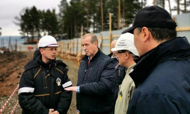 Губернатор поручил усилить защиту объектов водозабора от паводков до максимальных проектных отметок