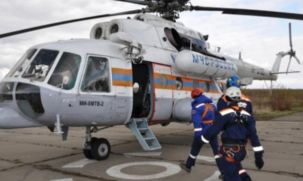 Радиосвязь с пропавшим судном утеряна, на поиски поднят вертолет МЧС