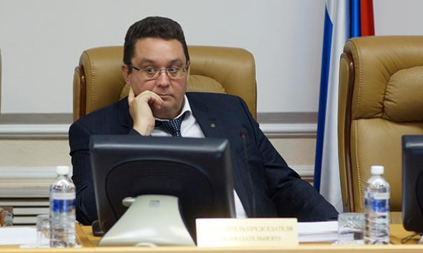 Андрей Лабыгин не подал в аппарат думы документов подтверждающих его непричастность к коммерческим структурам