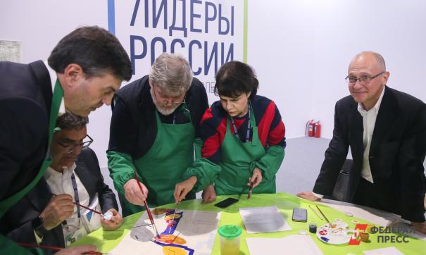 Программа конкурса «Лидеры России»  очень разносторонняя