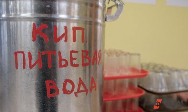 В водоснабжение в Тюменской области в ближайшие годы вложат больше 30 миллиардов рублей.