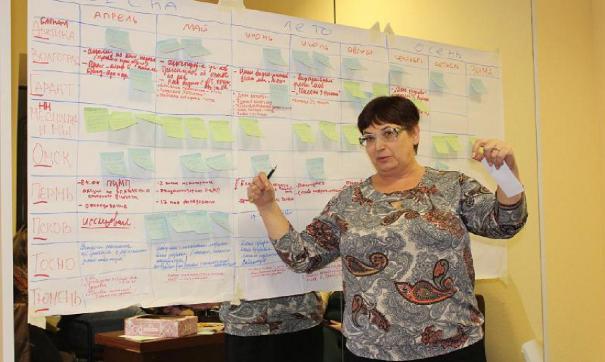 Зональные семинары пройдут 25- 26 октября и 7 - 8 ноября.  Мероприятия субсидируются из бюджета Тюменской области