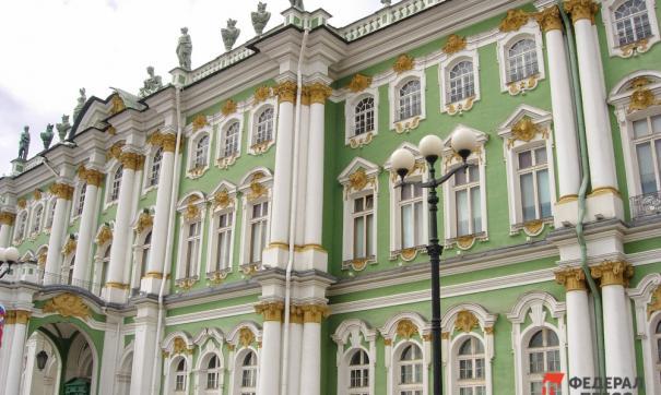 Эрмитаж привез экспозицию в Оренбург
