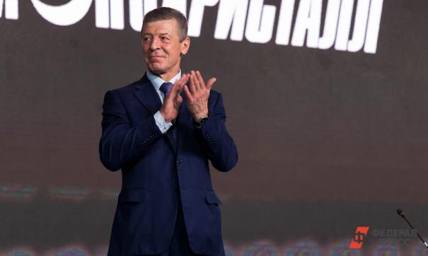 Козак стал председателем оргкомитета по подготовке празднования 400-летия основания Красноярска