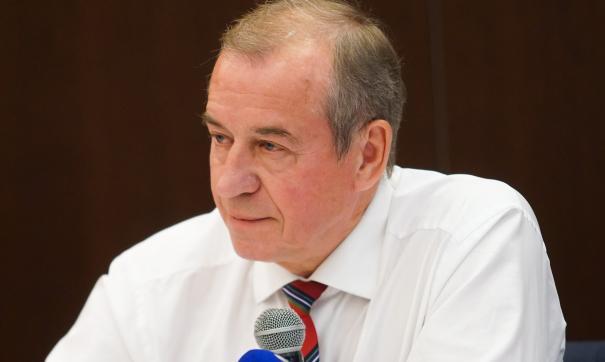 Иркутский губернатор Левченко назвал заказчиков информационной атаки на себя