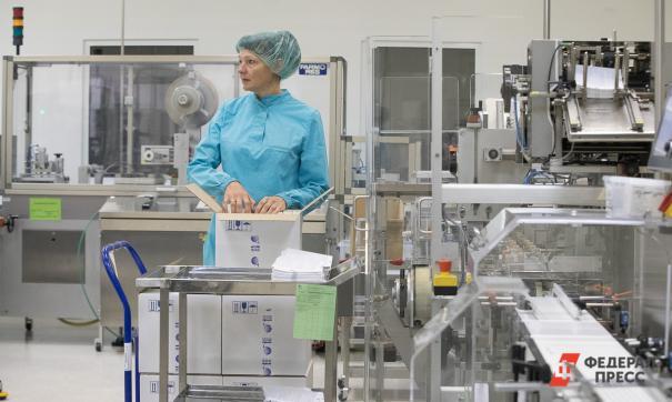 производство лекарств