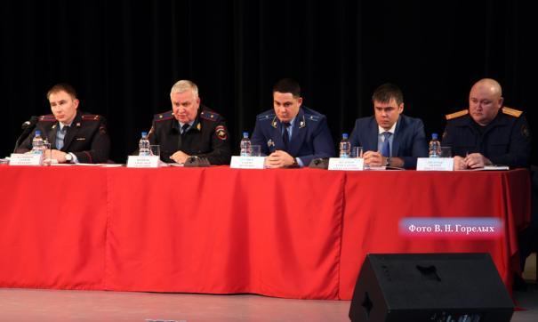 Глава свердловской полиции провел первый рабочий выезд