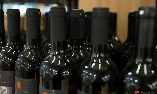 В Свердловской области осудят продавца немаркированного алкоголя