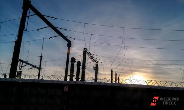 В Свердловской области восстановили электроснабжение