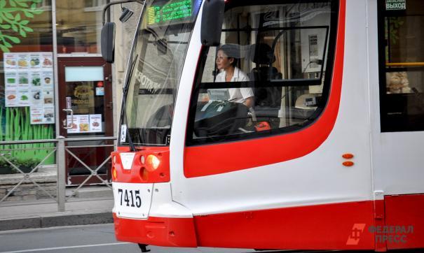 Новый трамвай недолго проработал на улицах Челябинска