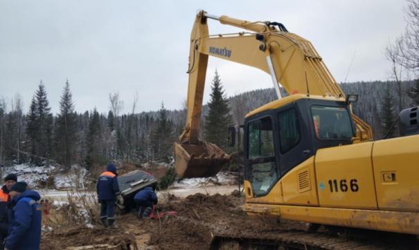На реке Сейба произошло разрушение пяти дамб золотодобывающего предприятия «Сисим»