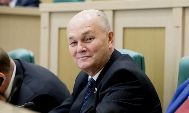 Михаил Щетинин после избрания нового главы Алтайского края не сохранил место сенатора