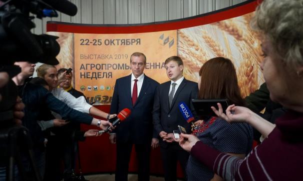 В Иркутской области производится 1,2 % объема продукции сельского хозяйства России