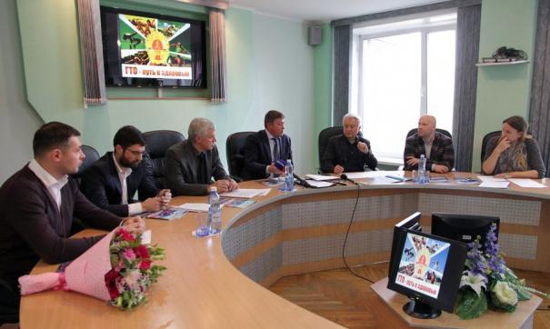 Участники круглого стола обсудили  трудности внедрения норм ГТО