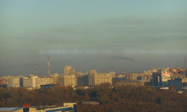По мнению горожан, Омск возглавил список городов с самым грязным воздухом