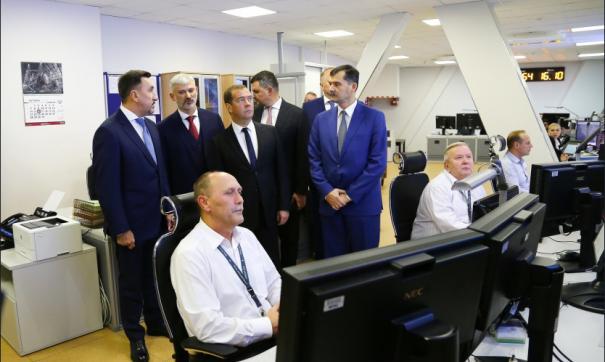 Новый центр позволит увеличить количество полетов над Западной Сибирью