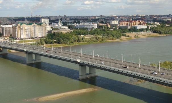 По реке Иртыш власти Омской области хотят вывезти продукцию местных производителей на международный рынок