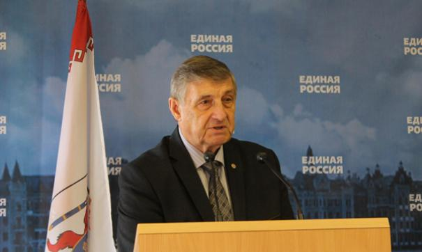 Анатолий Смирнов был зарегистрирован депутатом Государственного Собрания Марий Эл седьмого созыва
