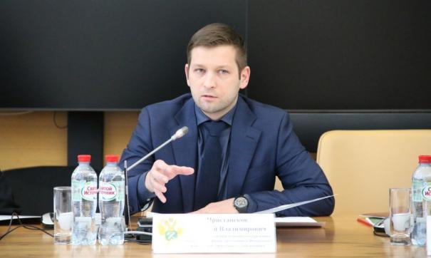 Об экологических планах компании сообщил Дмитрий Пристансков
