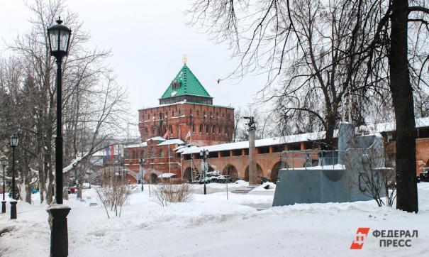 Снег для нижегородцев стал показателем эффективности власти