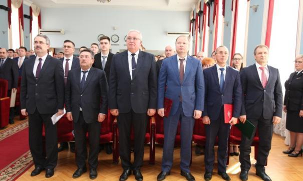 Торжественное собрание в Екатеринбурге