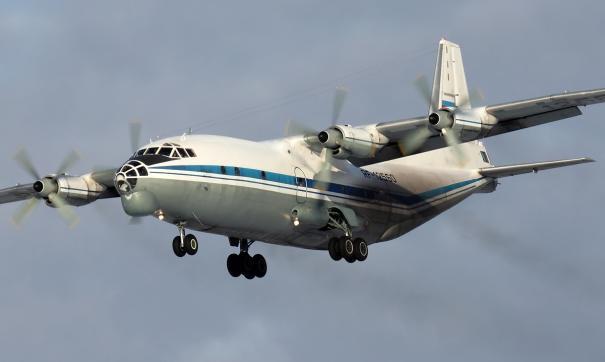В Екатеринбурге нештатную посадку совершил Ан-12
