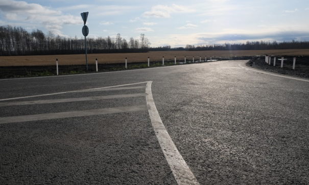 Ожидается, что реконструкция трассы будет идти поэтапно