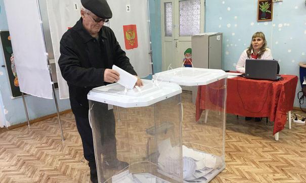 Выборы прошли штатно и спокойно