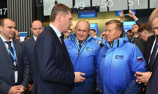 Максим Решетников представил продукцию региональных предприятий