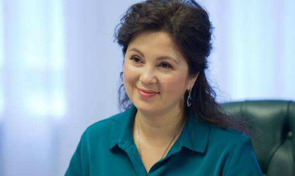 Евгения Майорова рассказала о планах на посту детского омбудсмена