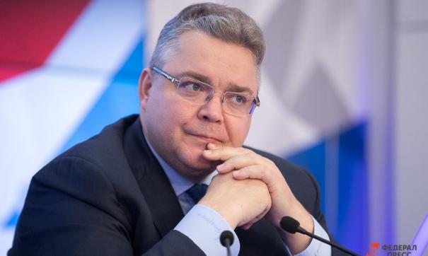 Владимир Владимиров – о своей победе на выборах, о лидерстве в жизни и партии, о нацпроектах и многом другом