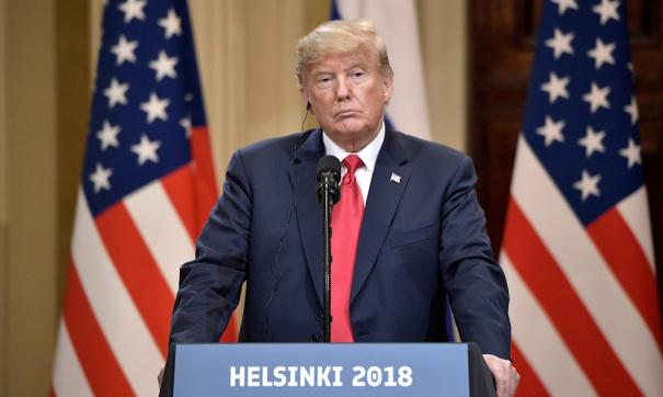 Трамп призвал прекратить импичмент