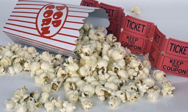 Россияне стали больше денег тратить в кинотеатрах